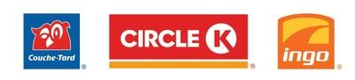 Couche Tard, Circle K, ingo -logo (CNW Group/Alimentation Couche-Tard Inc.)