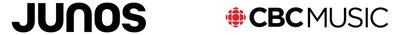 Logo de CARAS/The JUNO Awards (Groupe CNW/CARAS/The JUNO Awards)