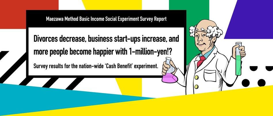 (PRNewsfoto/Maezawa Basic Income Social Exp)