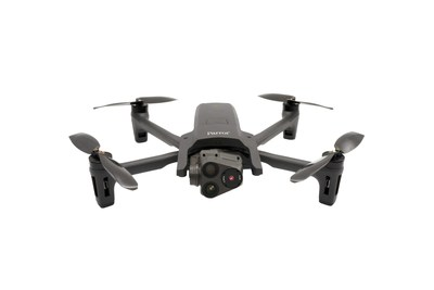 Parrot's new professional drone: ANAFI USA.
