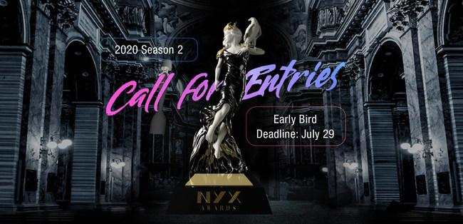 2020 NYX Awards Season 2 Calling For Entries