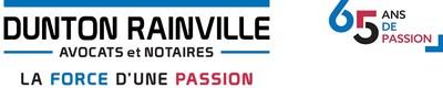 Logo de Dunton Rainville (Groupe CNW/Dunton Rainville S.E.N.C.R.L.)