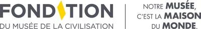 Du 1er avril 2019 au 31 mars 2020, la Fondation du Musée de la civilisation a contribué à de nombreux projets éducatifs, tenu plusieurs activités et déployé des campagnes de financement mobilisatrices. Un montant global de 1 015 372 $ a ainsi pu être amassé. (Groupe CNW/Musée de la civilisation)