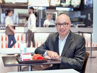 Jacques Mignault (CNW Group/McDonald's Restaurants of Canada Ltd.)
