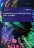 Study of 5G Spectrum Availability Shows Importance of U.S. Action to Expand Pipeline and License Lower 3 GHz Band