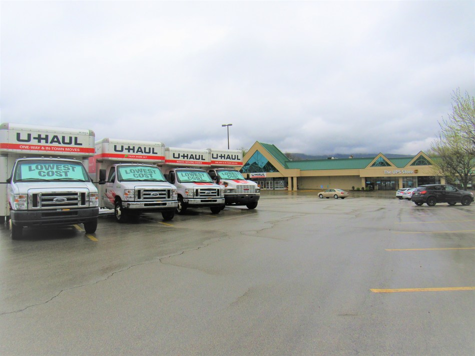 U-Haul® is unveiling the sustainability impact its adaptive reuse project will have at the closed Kmart® store at 1072 Mountain Laurel Plaza in Latrobe.