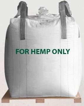 Industrial hemp storage bags prevents mold and mildew