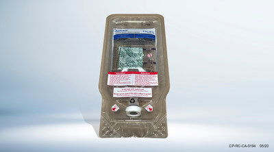 RADICAVA Bag Product Shot (CNW Group/Mitsubishi Tanabe Pharma Canada, Inc.)