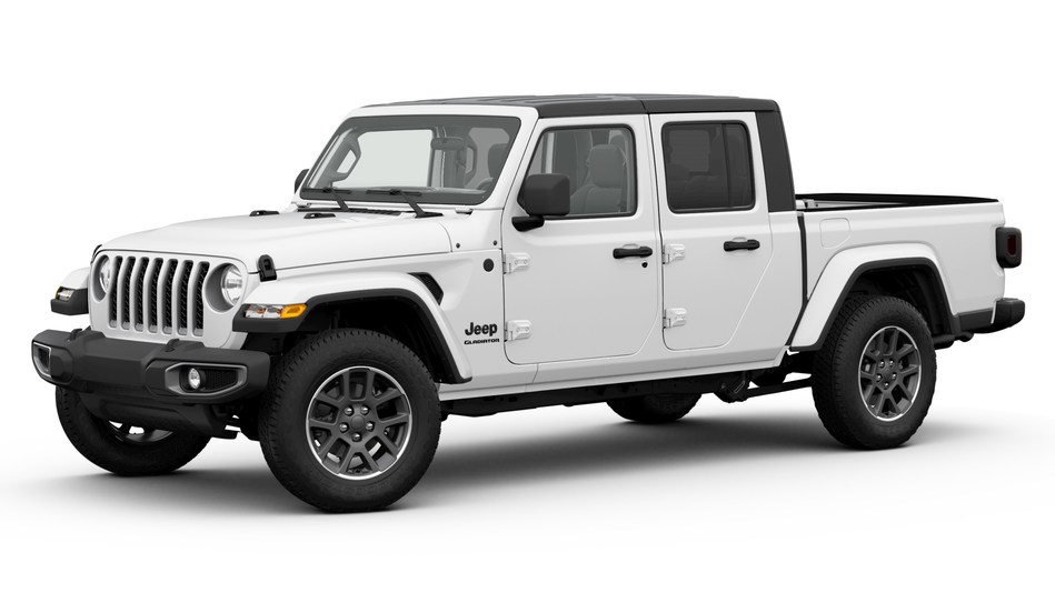 Jeep Brand Expands Gladiator Lineup With Altitude Model