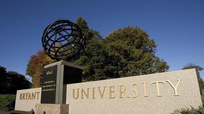 Bryant University, Smithfield, Rhode Island