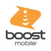 DISH unveils new Boost Mobile logo (PRNewsfoto/DISH Network Corporation)