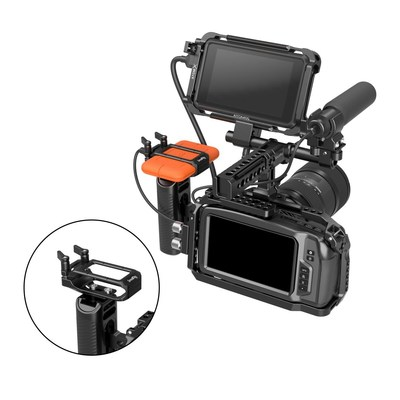Best SSD Holder for filmmakers by SmallRig