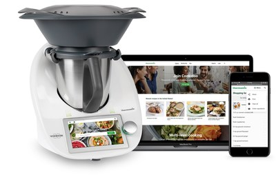 Order ingredients and prepare a foolproof meal, all within the Thermomix® ecosystem.