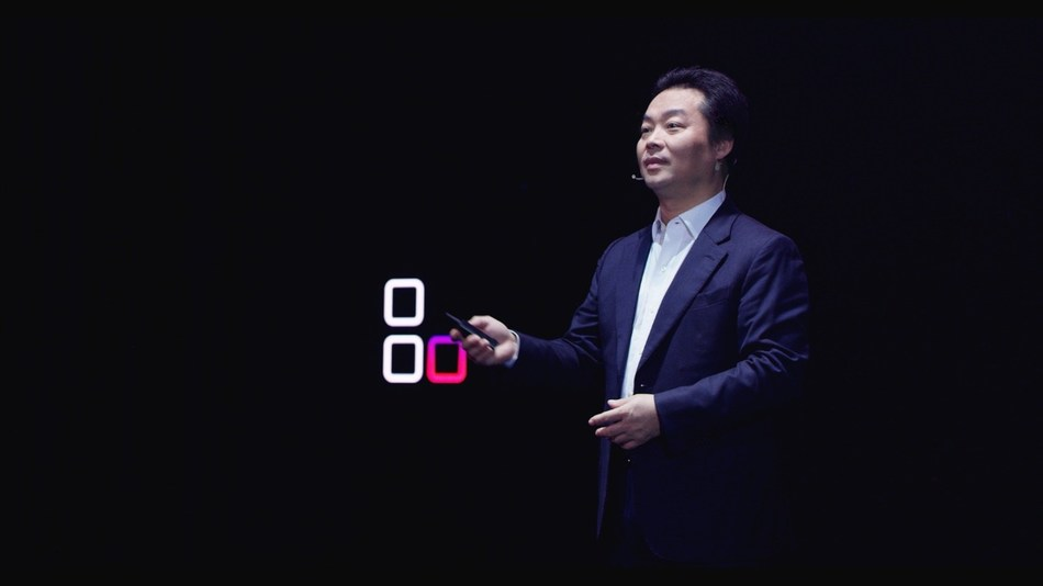 Zhang Ping'an, President of Consumer Cloud Service, Huawei Consumer Business Group,
