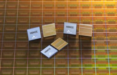 Figure 1. SK hynix Starts Mass-Production of High-Speed DRAM, HBM2E