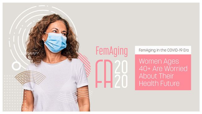 FemAging in the COVID-19 Era: Women Ages 40+ Are Worried About Their Health Future