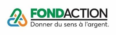 Fondaction - logo (Groupe CNW/Fondaction)