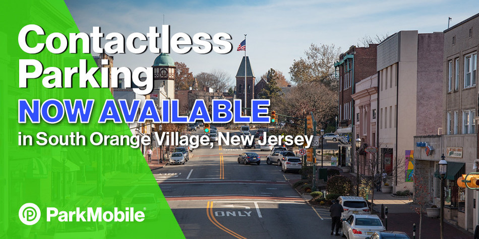 The app will be available at over 1,100 on-street and off-street parking spaces throughout South Orange. ParkMobile will replace the MobileNOW! app which shut down in May.