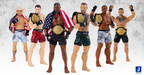 Jazwares and UFC® Bring the Action to Fans with Launch of New Collectibles Line