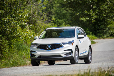 American Honda announced June/Q2 sales results today. Acura June sales virtually matched the same month in 2019, with an especially good performance from RDX which gained 11 percent for the month. (PRNewsfoto/American Honda Motor Co., Inc.)