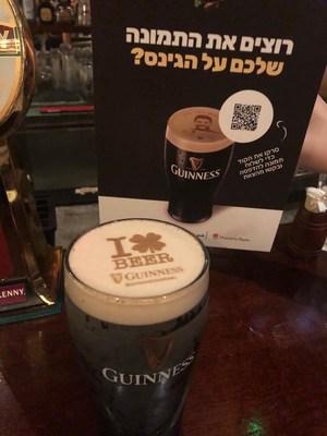 Bev-top media has increased Guinness sales by 26%