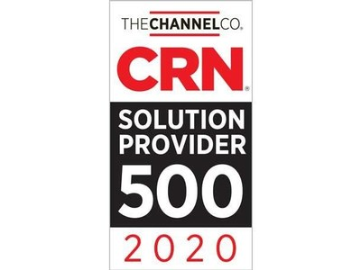 C Spire Business, a division of Mississippi-based C Spire, has been named a leading integrator, solution provider and IT consultant in North America for 2020 by CRN, a brand of the Channel Company and a top technology news and information source for solution providers, IT channel partners and value-added resellers (VARS).