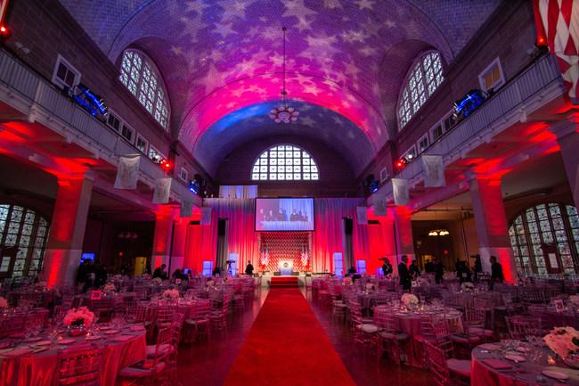 EIHS event on Ellis Island