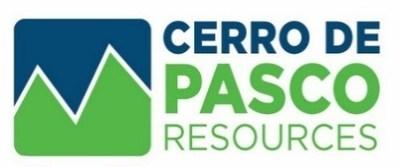Cerro de Pasco Resources Inc. Logo (CNW Group/Cerro de Pasco Resources Inc.)