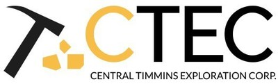 Central Timmins Exploration Corp logo (CNW Group/Central Timmins Exploration Corp) (CNW Group/Central Timmins Exploration Corp)
