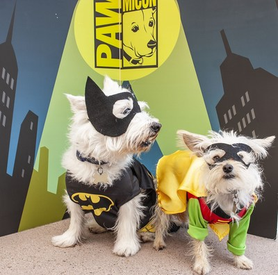 Helen Woodward Animal Center's PAWmicon, in collaboration with the Comic-Con Museum, presented by Blue Buffalo and supported by Petco, goes virtual July 7th and 8th.
