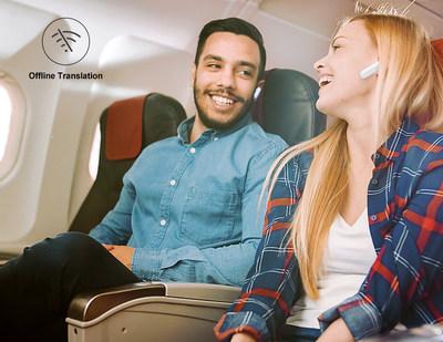 Never Be Lost In Translation Again: Timekettle's Revolutionary World First Offline Translation Feature for WT2 Plus Translator Earbud Redefines International Communication