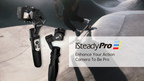 Hohem iSteady Pro 3, perfect action camera gimbal stabilizer for GoPro 8