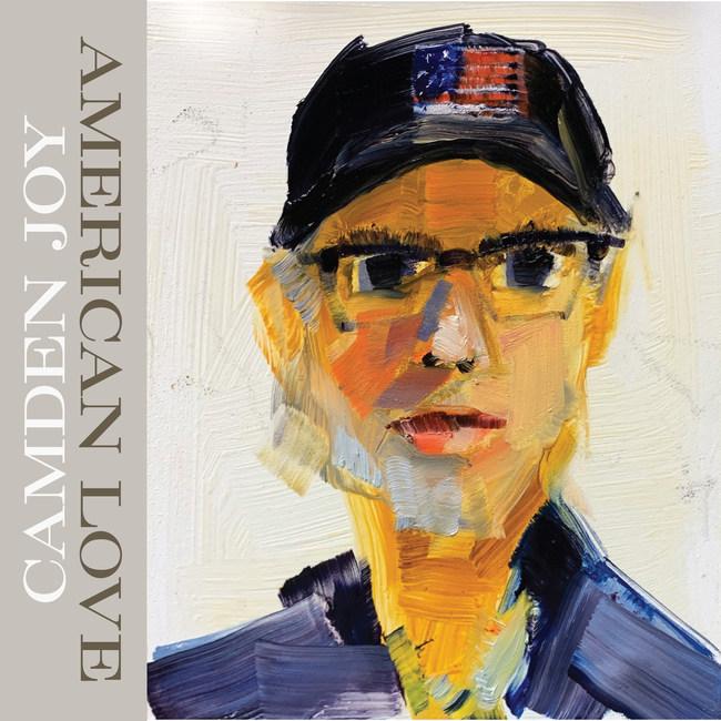 American Love by Camden Joy (CD designed by Mark Lerner)