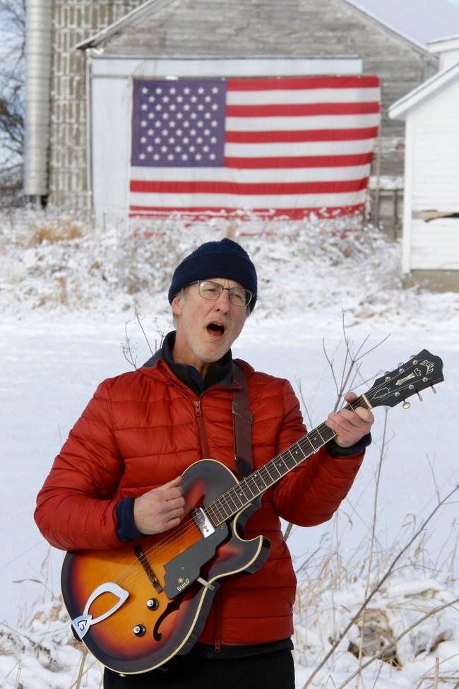 Songwriter Camden Joy, photo by Steve James