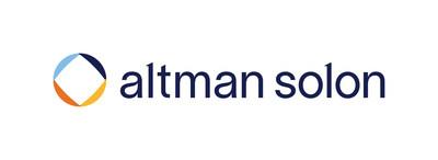 Altman Solon Logo (PRNewsfoto/Altman Solon)