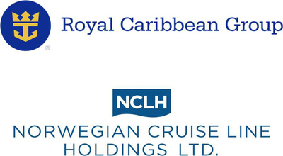 Royal Caribbean Group and Norwegian Cruise Line Holdings Ltd. (PRNewsfoto/Royal Caribbean Group ...)