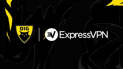 ExpressVPN Teams Up with Dignitas as Team's Exclusive VPN (Virtual Private Network) Partner