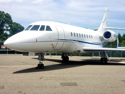 Talon Air has begun its westward expansion with the addition of this Scottsdale, Arizona-based Falcon 2000. An ARGUS Platinum, Wyvern Wingman and IS-BAO Stage 3 operator, Talon manages 41 aircraft throughout the United States.
