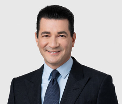 Dr. Scott Gottlieb (PRNewsfoto/Royal Caribbean Group & Norwegi)