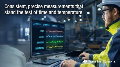 Engineers can achieve consistent, accurate measurements over time and temperature in high-voltage systems