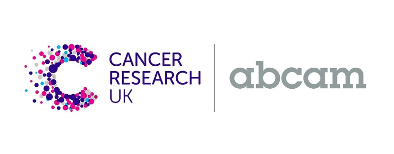 Cancer Research UK and Abcam Logo