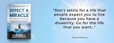 A quote from David Petrovic, B.A.