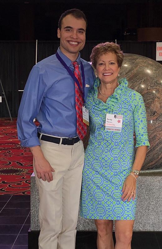 David Petrovic and Sandy Petrovic