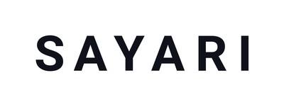 Sayari Labs logo (PRNewsfoto/Sayari Labs, Inc.)