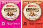 Bite of the Best! Combining Nutrition, Taste and Ease, Krusteaz Expands Protein Line with New Energizing Oat Bites Mix