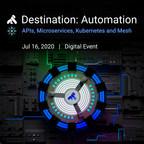"Kong Announces Agenda for ""Destination: Automation"" Digital Event on July 16"