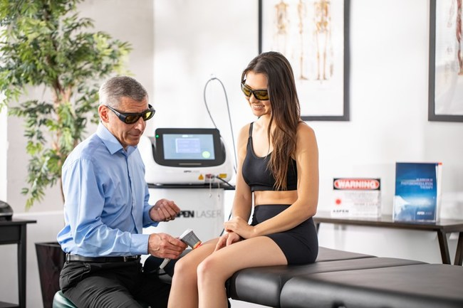 The Apex Laser Series features custom mobility and built-in safety features. Healthcare professionals can see enhanced and consistent clinical results not seen in other laser systems.