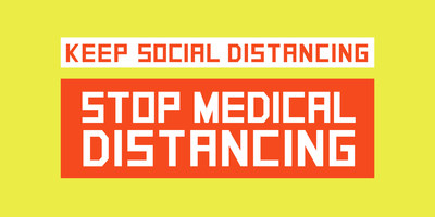 (PRNewsfoto/StopMedicalDistancing.org)