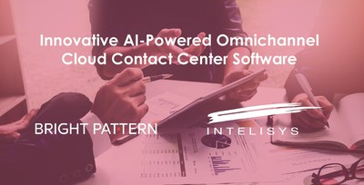 Innovative AI-Powered Omnichannel Cloud Contact Center Software
