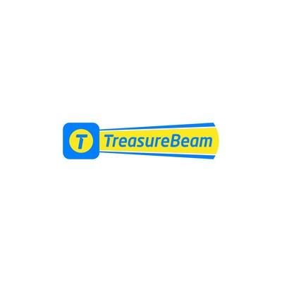 TreasureBeam logo